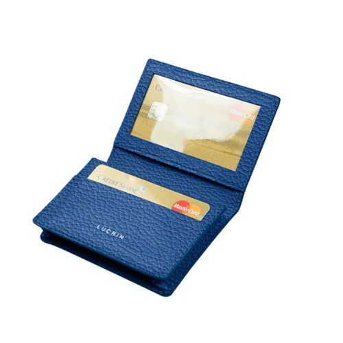 Etui carte identité format carte de crédit