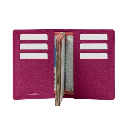 Funda de lujo para pasaporte