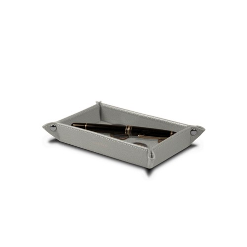 Small rectangular tidy tray (6.7 x 4.3 x 1 inches)