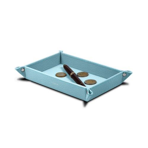 Vaciabolsillos rectangular (21 x 15 x 2.5 cm)