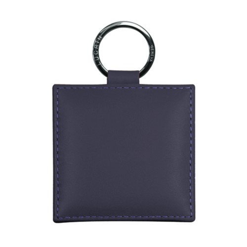 Large square key chain (2.76 x 2.76 inches)