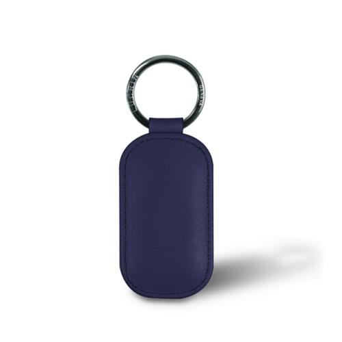 Schlüsselhalter in gerundeter Form
