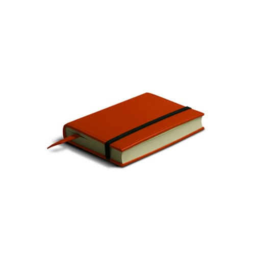Kleines persönliches Tagebuch mit Elastikband