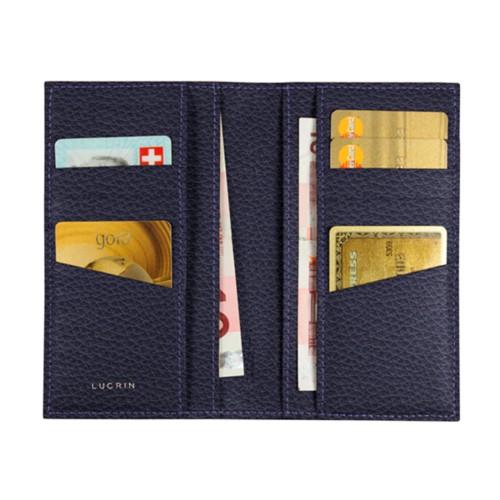 Brieftasche für 12 Kreditkarten