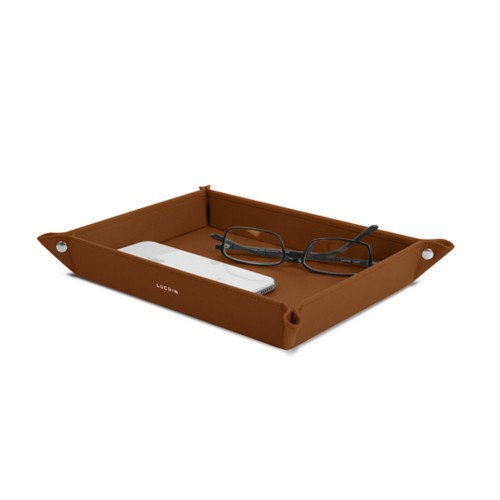 Large rectangular tidy tray (26 x 19 x 2.5 cm)
