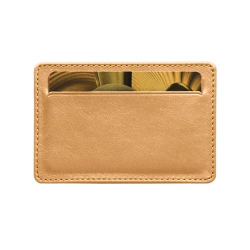 Custodia tascabile per 2 carte di credito