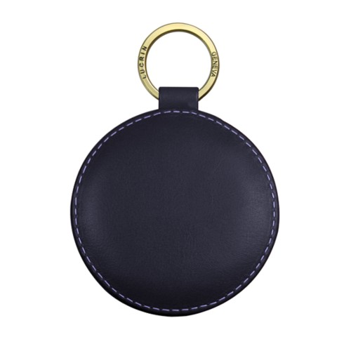 Round Gold Key Holder 9cm - Gold Ring