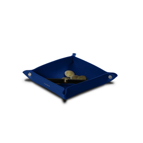 Small Square Supple Catchall (16 x 16 x 5 cm)