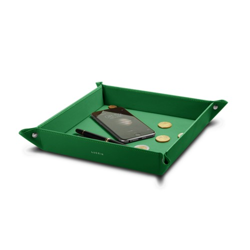 Large square catchall (10.2 x 10.2 x 1.6 inches)