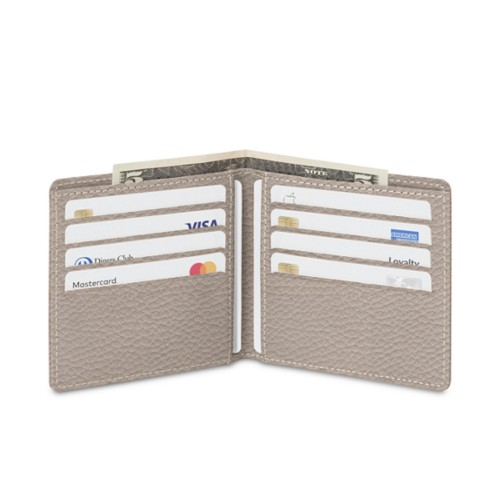 Porta-carte di credito classico