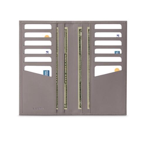 Porte cartes & billets compact