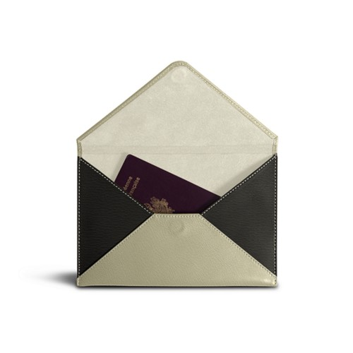 Medium bicolour envelope