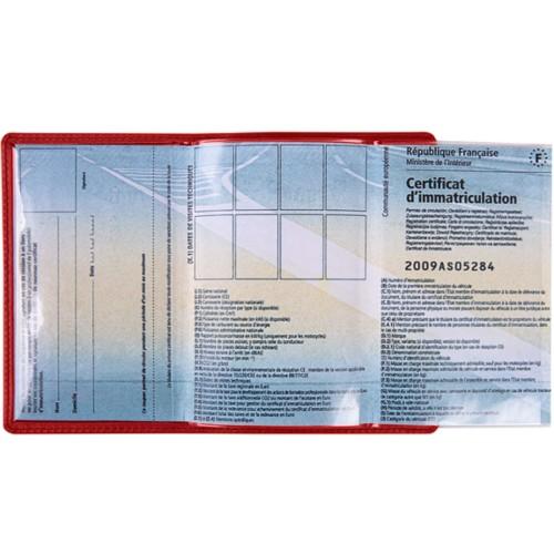 Car Registration Card Holder