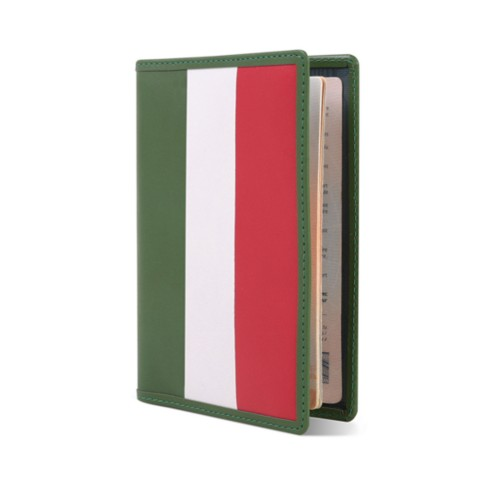 Italian passport holder