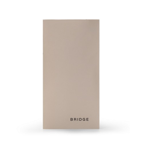 Recharge Carnet Bridge