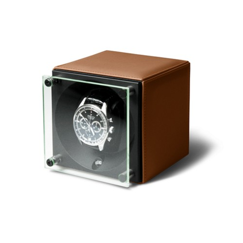 Single watch winder  SwissKubik - by LUCRIN