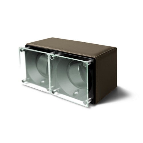 Double Watch Winder - SwissKubik by Lucrin