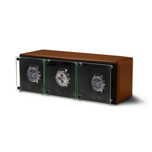 Cargador para relojes triple - SwissKubik de Lucrin