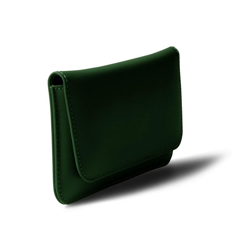 Étui ceinture Samsung Galaxy S7 Vert Foncé - Cuir Lisse Étui ceinture  Samsung Galaxy S7 Vert Foncé - Cuir Lisse  4a706244a2d