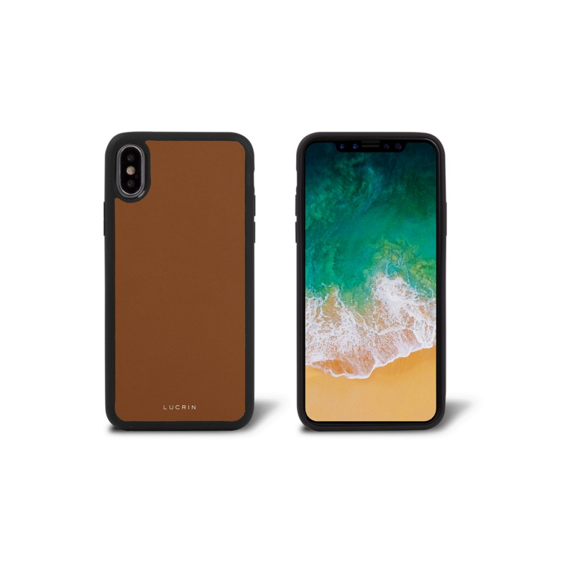coque iphone xs lucrin