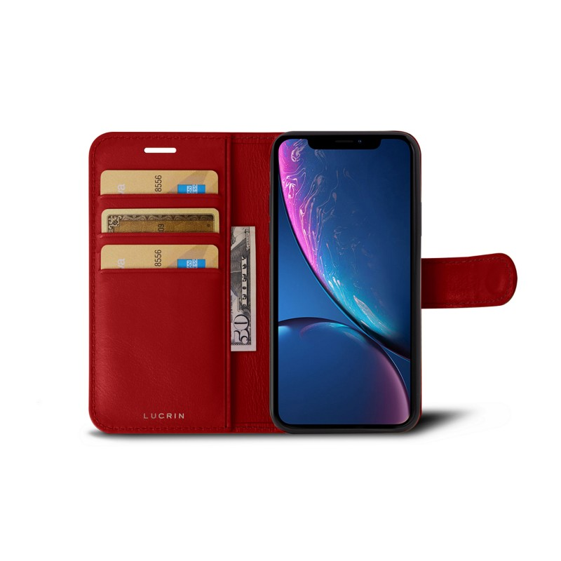 quality design 04a49 c59f3 iPhone XR Wallet Case