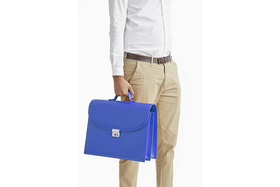 Briefcase 2 compartments
