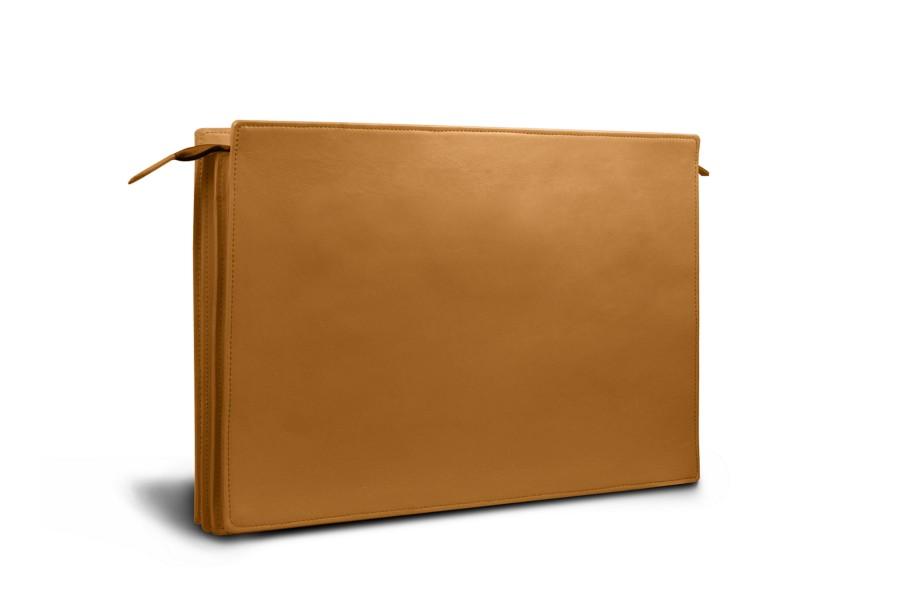 Document case - 3 compartments