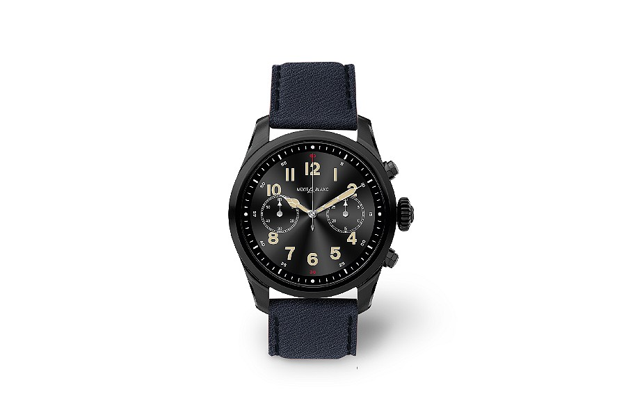 Mont Blanc Summit 2 Smartwatch