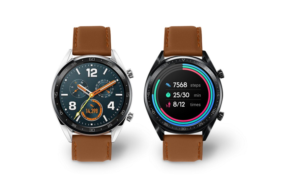 Huawei Watch Gt Leather Band