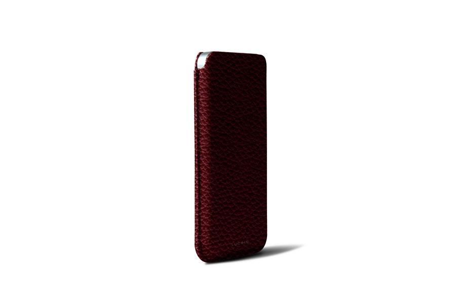 Housse en cuir iphone 5 5s classique for Housse iphone 5 cuir