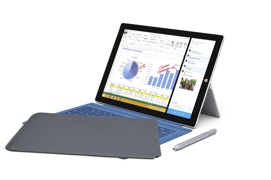 Case for Microsoft Surface Pro 3