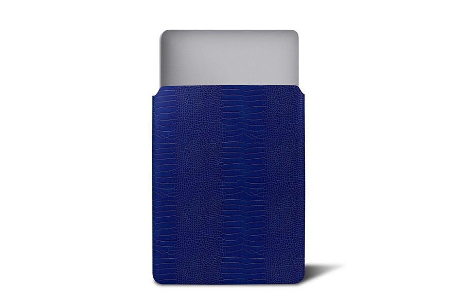 Housse de protection en cuir pour macbook 12 pouces for Housse 12 pouces