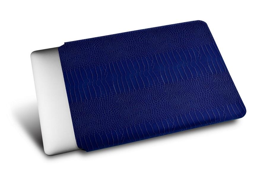 Housse de protection en cuir pour macbook 12 pouces for Housse macbook 12