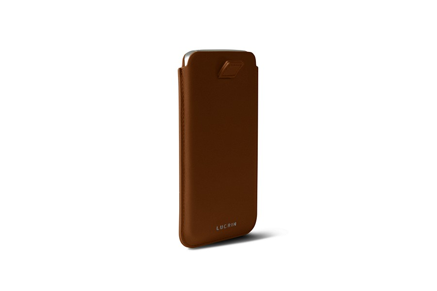 Samsung Galaxy S7 edge/ S8 case with pull-up strap