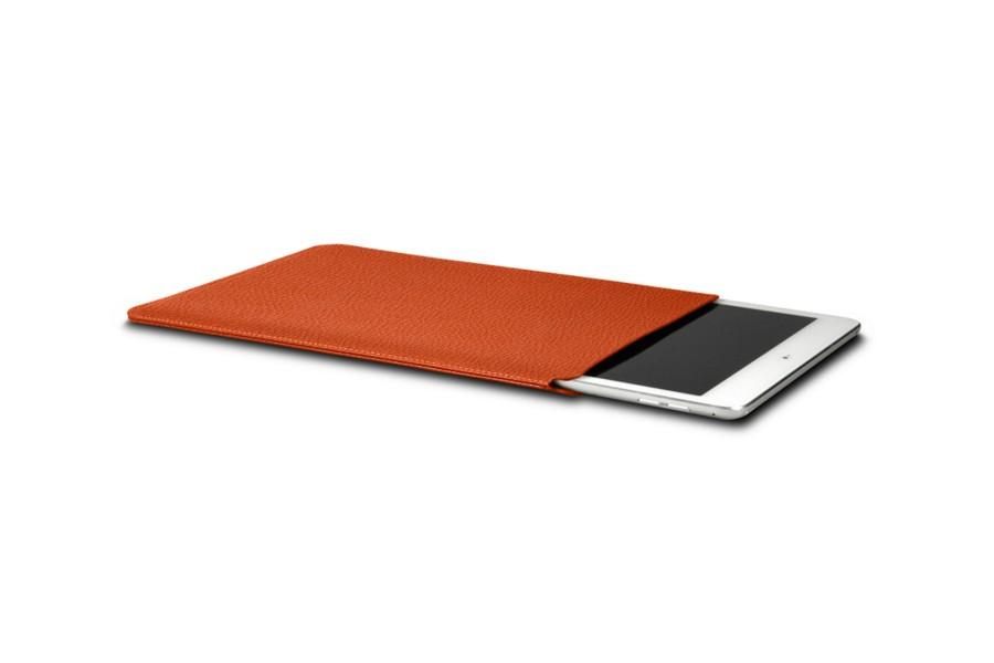 Custodia per iPad Pro 10.5 pollici - Arancione - Pelle Ruvida