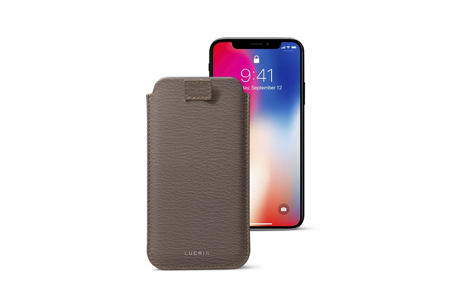 size 40 d1ae0 5dbe6 iPhone X case with pull tab