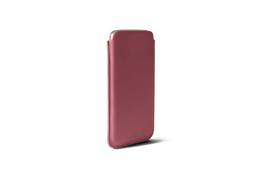 Housse pour samsung galaxy note 8 rose cuir lisse for Housse galaxy note 8