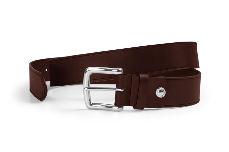 Cinturón para hombres - Ancho 4 cm