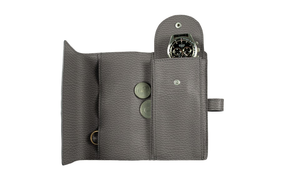 Watch and jewellery pouch