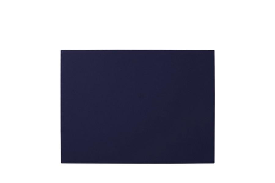 Steife leder schreibtischunterlage 44 x 27 cm - Protector escritorio ...