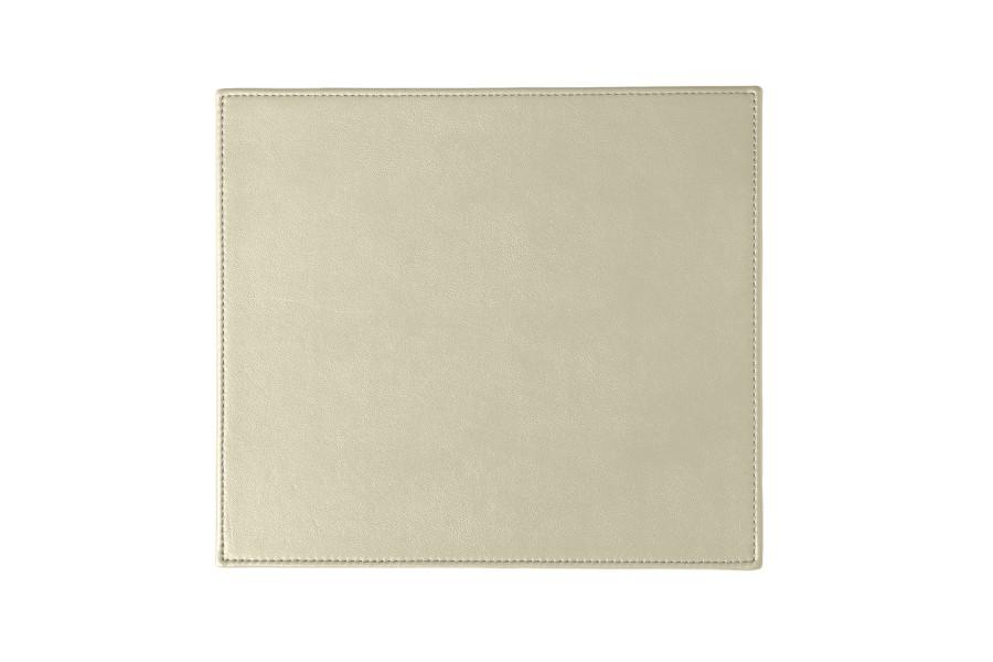 tapis de souris rectangulaire cm blanc cass. Black Bedroom Furniture Sets. Home Design Ideas
