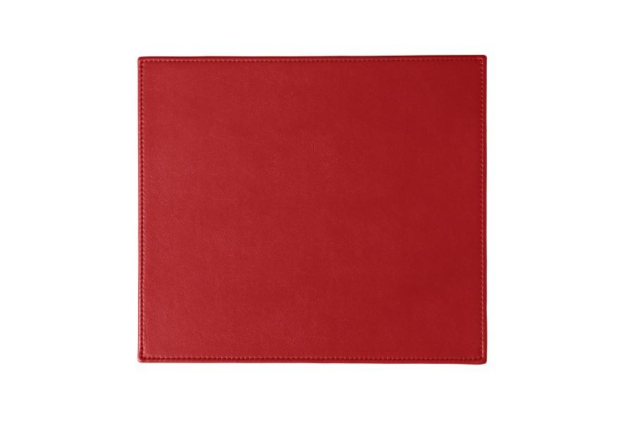 tapis de souris rectangulaire cm rouge. Black Bedroom Furniture Sets. Home Design Ideas