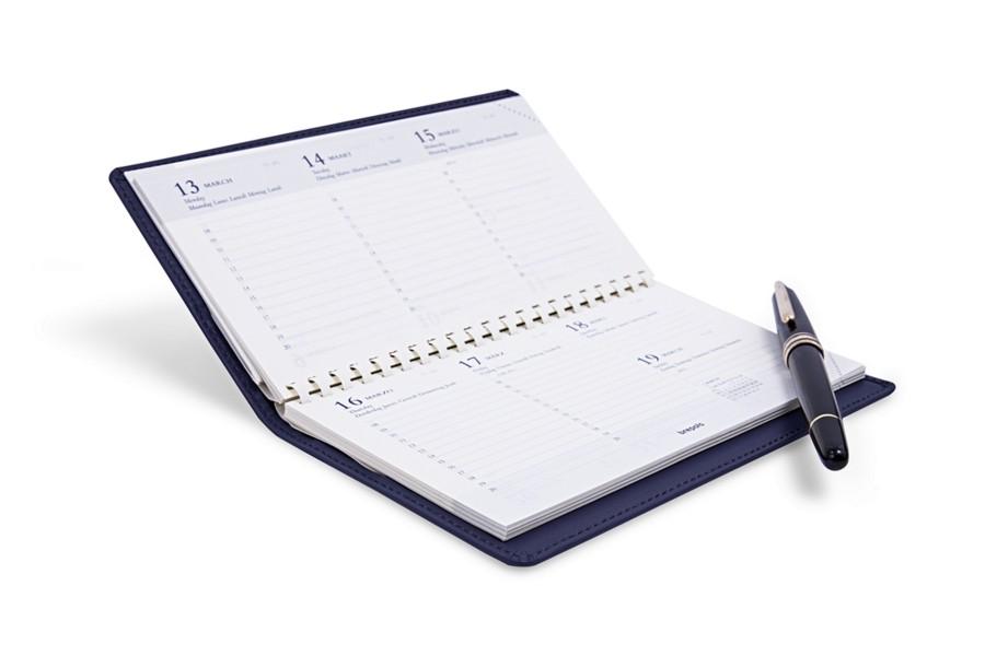 Week-To-Week pocket diary 2018