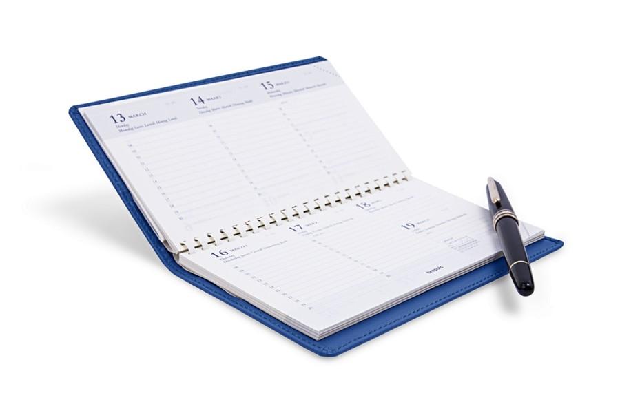 Week-To-Week pocket diary