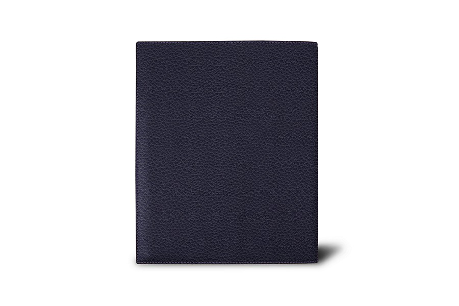 agenda de bureau 2018 rechargeable en cuir. Black Bedroom Furniture Sets. Home Design Ideas