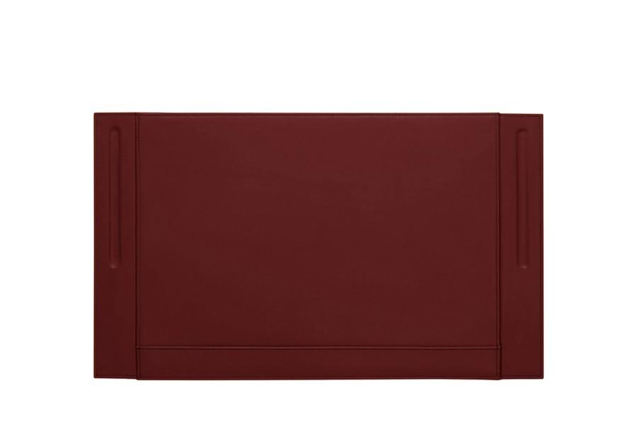 Desk Pad Blotter 2 Pen Stands 21 1 X 12 6