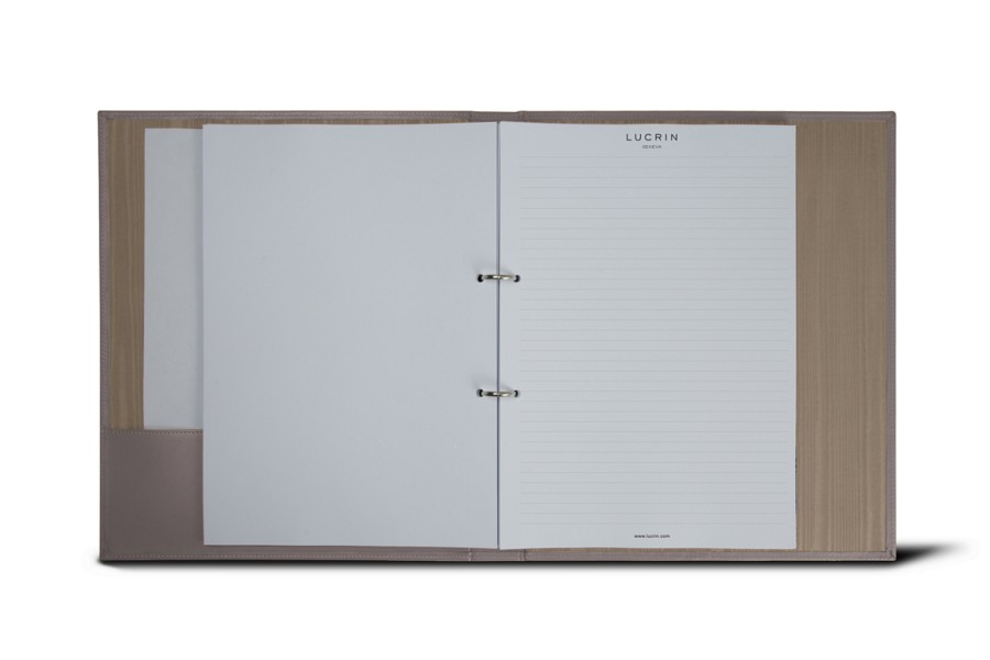 A4 Office binder - 2 rings (100 sheets)