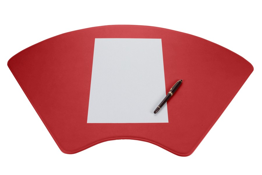 Round desk pad 29.5x15.7 inches