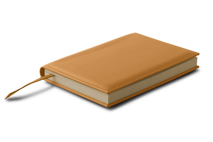 A5 notebook with 150 lined pages