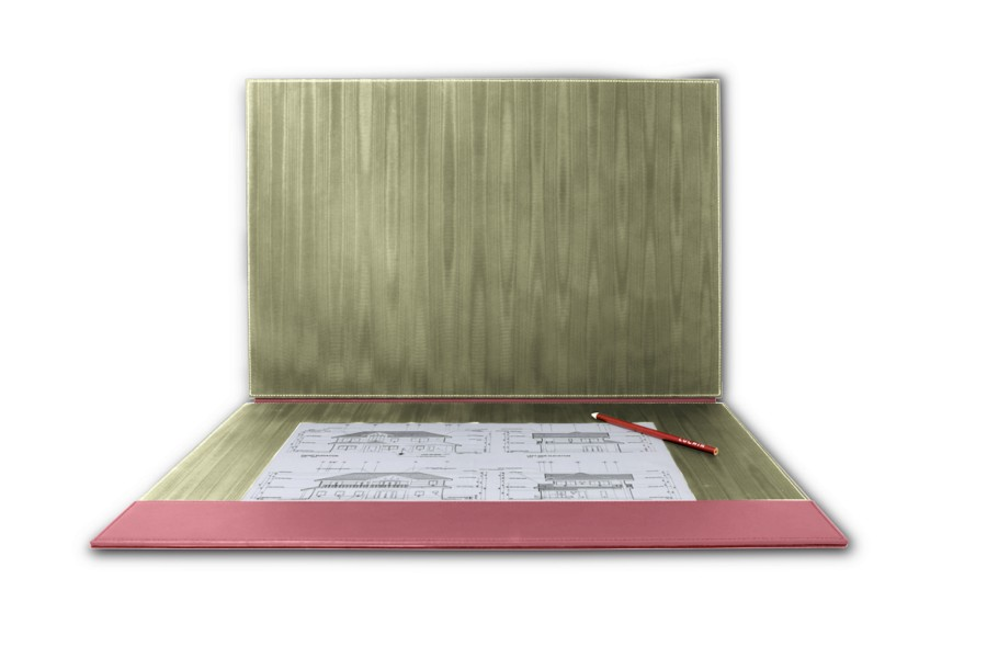 2-part writing pad 23.62x17.74 inches